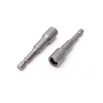 Nasadka magnetycz do wkrętarki 10mm,65mm 2 szt