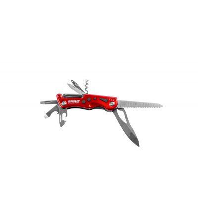 Wielofunkcyjny nóż z latarką led MT-MFK-04
