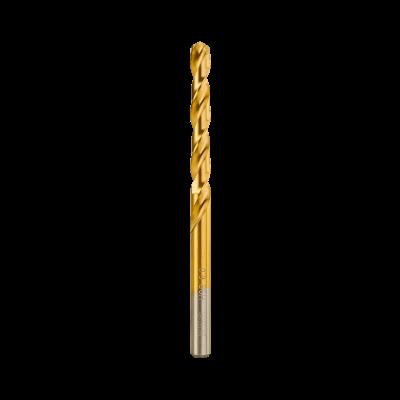 Wiertło do metalu tytanowane HSS M2 1.5 mm