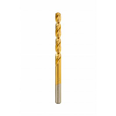 Wiertło do metalu tytanowane HSS M2 2.5 mm