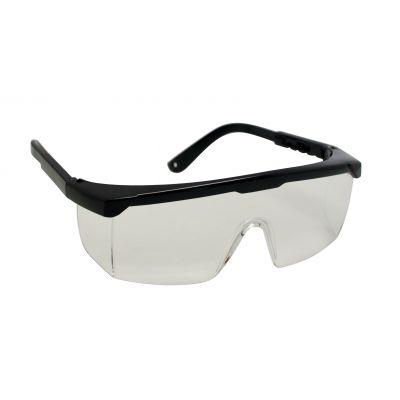 Okulary ochronne przezroczyste ze sznurkiem