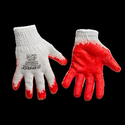 """Rękawice ochronne """"wampirki"""" latex rozm. 10"""