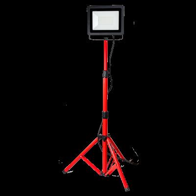 Reflektor LED ze statywem IP65 100 W >80 LM/W