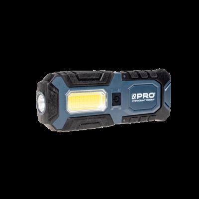 Lampa warsztatowa tpr+abs endurance LED 350 LM+130 LM