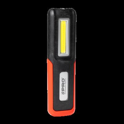 Lampa warszt. LED z akumulatorem 150 LM+80 LM
